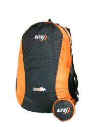 Batoh-Giza 20 black/orange